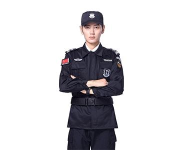 陕西保安服